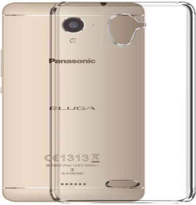 Koolbug Back Cover for Panasonic Eluga Ray X Transparent, Silicon