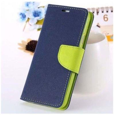 HKSIND Flip Cover for Apple iPhone 7 Plus Blue, Holster