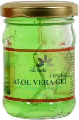 Alphacia 100% Pure Aloe Vera Gel 225(225 g)