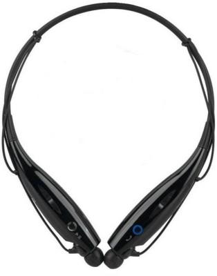 cyxus Original HBS 730 Headset Black Wireless Bluetooth Headphone  Black  Smart Headphones Wireless cyxus Smart Headphones