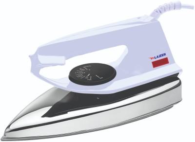 Lazer Hybrid White Color 1000 Watts Dry Iron(White)