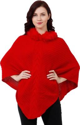 shakti wool Poncho
