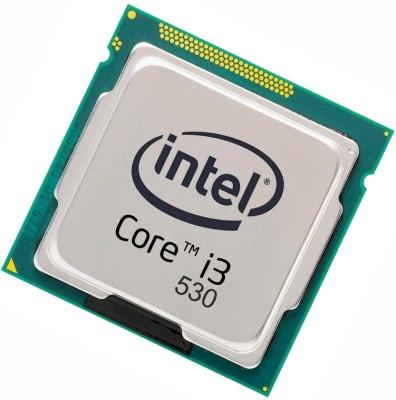 Intel 2.93 LGA 1156 CORE i3 530 Processor(SILVER/GREY) at flipkart