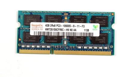 Hynix Hmt351s6cfr8c-h9 DDR3 4 GB (Dual Channel) Laptop (4GB DDR3 1333 MHZ (Hmt351s6cfr8c-h9)) at flipkart