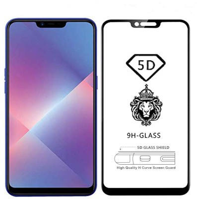 CEDO XPRO Edge To Edge Tempered Glass for OPPO A5, Oppo A3s, Realme 2, Realme C1(Pack of 1)