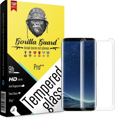 Gorilla Guard Impossible Screen Guard for Samsung S8 Galaxy 5.8inch(Pack of 1)