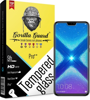 Gorilla Guard Impossible Screen Guard for Huawei Honor 8X 6.5inch(Pack of 1)