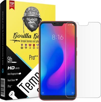 Gorilla Guard Impossible Screen Guard for Xiaomi Mi A2 Lite redmi 6 Pro 5.84inch(Pack of 1)