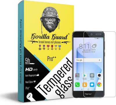 Sajni Creations Impossible Screen Guard for Honor 6X(Pack of 1)