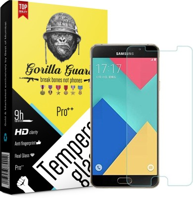 Gorilla Guard Tempered Glass Guard for Samsung A9 Pro Galaxy 6inch(Pack of 1)