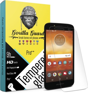 Gorilla guard Impossible Screen Guard for Moto E5 play(Pack of 1)