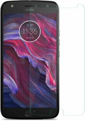New happy fashions Tempered Glass Guard for Motorola Moto X4