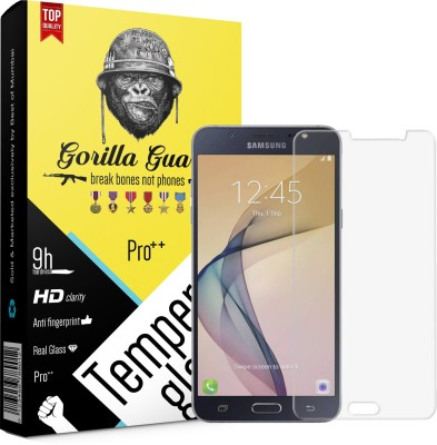 Gorilla Guard Tempered Glass Guard for Samsung J7 Prime Galaxy 5.5inch(Pack of 1)