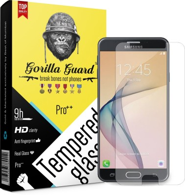 Gorilla Guard Tempered Glass Guard for Samsung Galaxy J7 Nxt(Pack of 1)