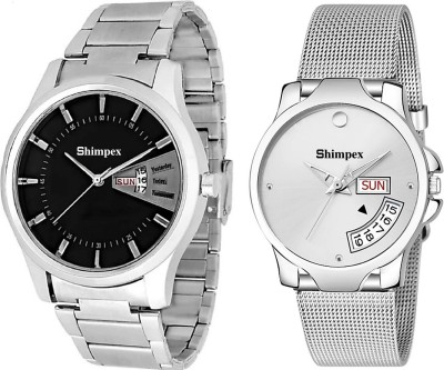 shimpex 1771025 Amazing Wrist watch for girl & Boys Day And Date Function Watch (1 year warranty) Smart Analog Watch  - For Men & Women