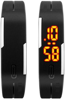 Fashion Gateway LED Digital band watch PK-122 (for all age group) Digital Watch  - For Boys & Girls
