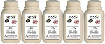 XICON 12A (Pack of 5) Single Color Ink Toner Powder(Black)