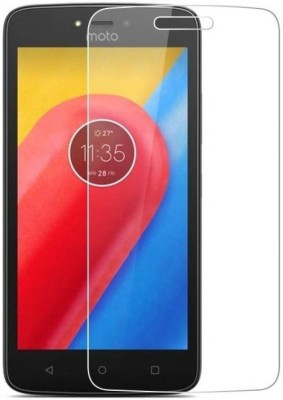 VYANK CASE Tempered Glass Guard for Motorola Moto C Plus