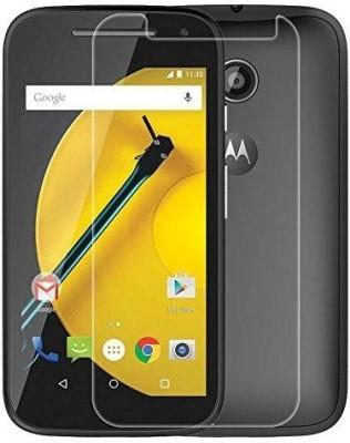 Openbuy Tempered Glass Guard for Motorola Moto E (2nd Gen) 4G, Motorola Moto E (2nd Gen) 3G(Pack of 1)