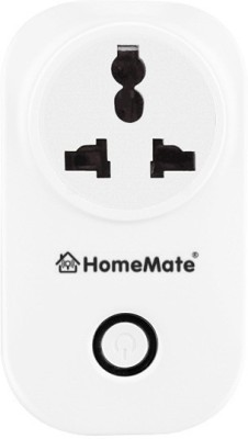 HomeMate WiFi Smart Multi Plug Socket | Works with Smart Life, Alexa, Google Home and IFTTT(White)