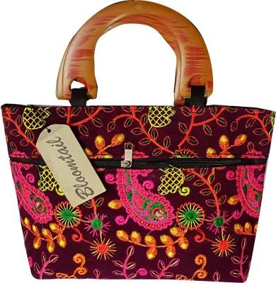 Bloomtail Women Purple Hand held Bag