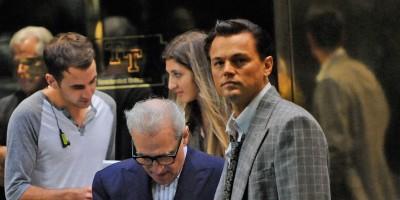Movie The Wolf Of Wall Street Leonardo Dicaprio Jordan
