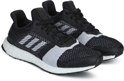 ADIDAS Ultraboost St M Training   Gym Shoes For Men White, Black ADIDAS Sports Shoes