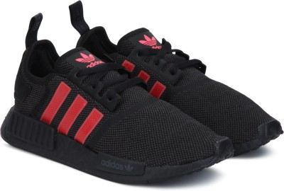 ADIDAS ORIGINALS NMD_R1 Training & Gym Shoes For Men(Red, Black) at flipkart