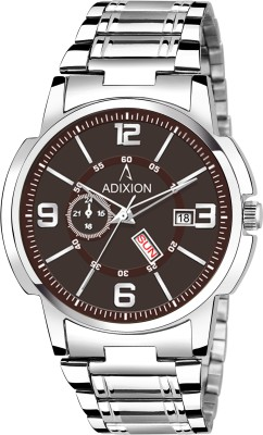 ADIXION 1015SM05A Adixion- AD1015SM05A Men's Day & Date Analog Watch Analog Watch  - For Men