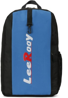 LeeRooy 17 inch Laptop Backpack Blue