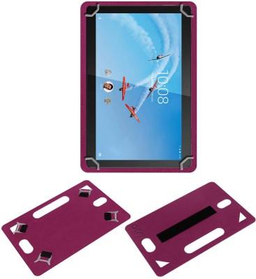 ACM Back Cover for Lenovo Tab M10 X605l(Pink, Grip Case)