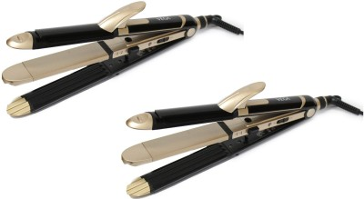 VEGA VHSCC-01 Hair Straightener(Black)