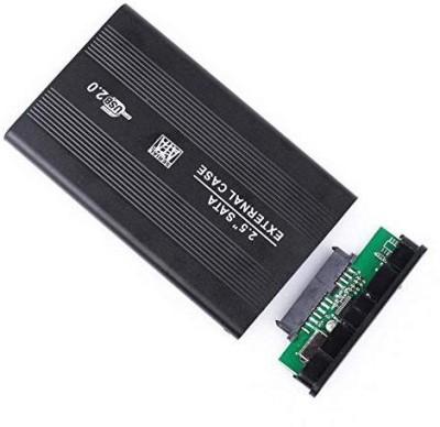 LipiWorld Enclosure External Case 2.5 inch USB 2.0 SATA 2.5