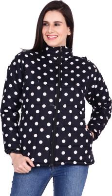 My Swag Full Sleeve Printed Women Jacket