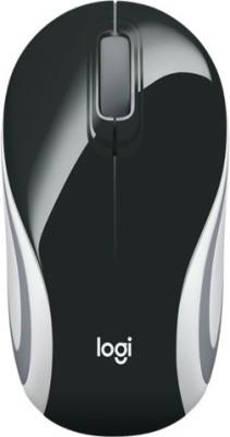 Logitech M187 BLACK Wireless Optical Mouse