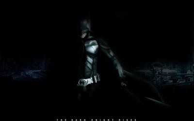 Batman The Dark Knight Rises Movie Silk Poster 13x20 24x36 inch 006