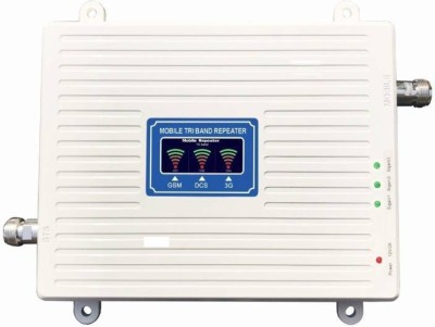 PS PLUS 2G+3G+4G Mobile Signal Booster Full Kit For Office, Home, Basement,industrial sheds, etc. Router Antenna Booster  available at flipkart for Rs.22000