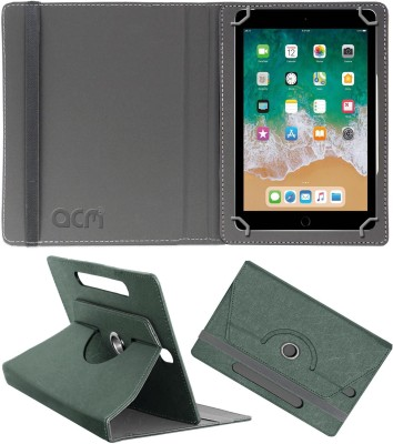 "DHAN GTB Flip Cover for Apple ipad 9.7\""(2018), Apple ipad 9.7\""(6th Generation)(Grey, Grip Case)"