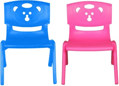 Sunbaby Plastic Chair(Finish Color - Multicolor)