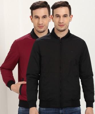 Peter England University Full Sleeve Solid Men Jacket