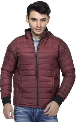 Christy World Full Sleeve Solid Men's Jacket