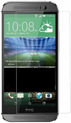Ultra Clear Tempered Glass Guard for HTC Desire M8