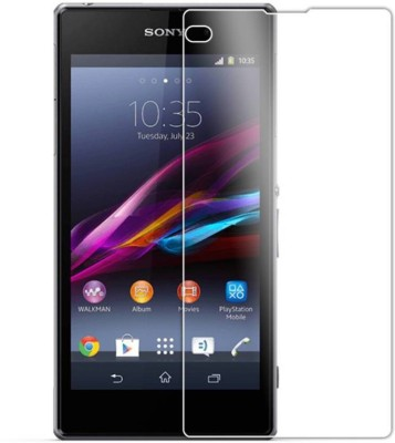 S-Gripline Tempered Glass Guard for Sony Xperia Z1 Mini(Pack of 1)