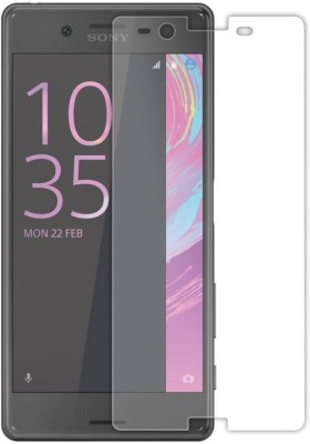 CHVTS Tempered Glass Guard for Sony Xperia X(Pack of 1)