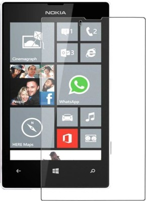 S-Softline Tempered Glass Guard for Nokia Lumia 520(Pack of 1)