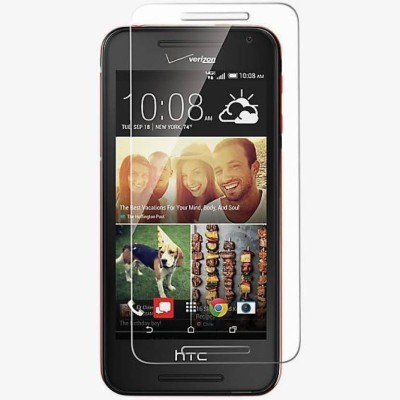 C-Mania Tempered Glass Guard for HTC Desire 516