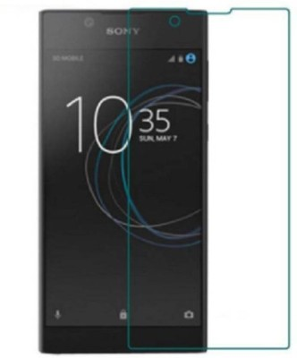 S-Softline Tempered Glass Guard for Sony Xperia L1(Pack of 1)
