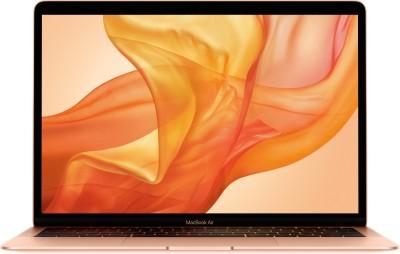 Apple MacBook Air Core i5 8th Gen    8  GB/256  GB SSD/Mac OS Mojave  MREF2HN/A 13.3 inch, Gold, 1.25 kg  Apple Laptops