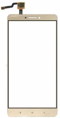 Trovec Electronics Haptic/Tactile touchscreen Mobile Display for Touch Screen Digitizer For Xiaomi Red MI MAX Gold Touch(With Touch Screen Digitizer)