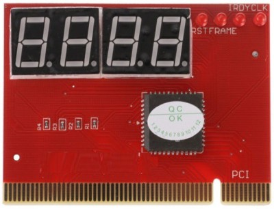Teratech PC 4-digit Code Diagnostic Analyzer Card Motherboard